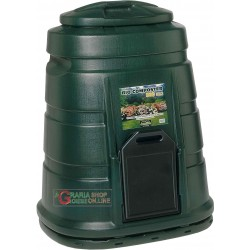 THE COMPOSTER COMPOSTER CONTAINER FOR COMPOSTING, A SINGLE BODY