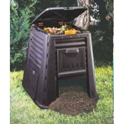 THE COMPOSTER COMPOSTER CONTAINER FOR COMPOSTING LT. 300 ESCHER