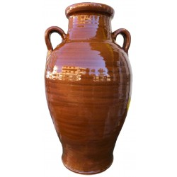 VASO ANFORA IN TERRACOTTA...