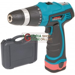 THE CONCORD DRILL SCREWDRIVER LITHIUM BATTERY 10,8 VOLT FDL 30