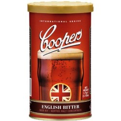 COOPERS MALTO PER BIRRA ENGLISH BITTER