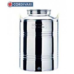 CORDIVARI STAINLESS STEEL CONTAINER LT. 75 PREPARED FOR THE