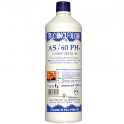 PH CORRECTOR FOR POOLS MOD.AS/60 LT.1