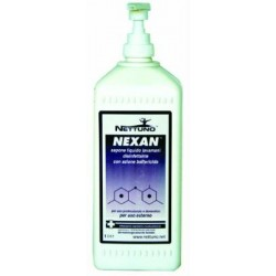 CREAM WASH BASIN NEXAN ANTISEPTIC LIQUID LT.1