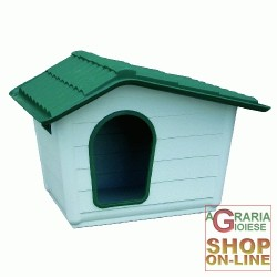 KENNEL FOR SMALL SIZE DOGS RESIN CM. 60X50X41H.