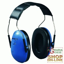 HEADPHONES NOISE H4A 300 23DB CE STANDARD PELTOR