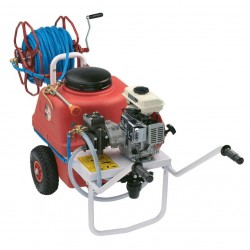BY DEGAN MOTOR PUMPS FOR SPRAYING WITH BARROW LT. 150