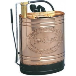 BY DEGAN PUMP COPPER LT. 12 LEFT HAND