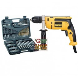 DEWALT HAMMER DRILL WATTS. 650 DWD024KS WITH DT0109