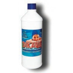 DIKAVIL DESCALER CONCENTRATE FOR POOLS, LT. 1