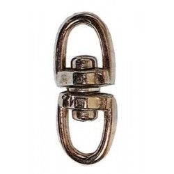 RINGS DOUBLE SWIVEL GALVANIZED GR. 5/8