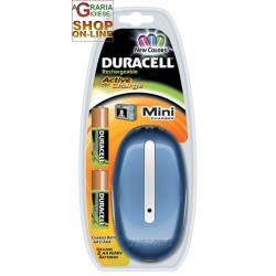DURACELL BATTERY CHARGER WITH 2 STYLUS CEF20