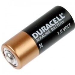 DURACELL ALKALINE BATTERY, 1.5 V PCS. 1