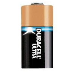 DURACELL ALKALINE BATTERY, LITHIUM DL123
