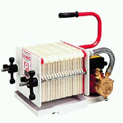 Electric PUMP FOR DECANTING L. 500 WITH HP FILTERS. 0,5 ROVER