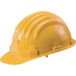 HELMET ADAMELLO EC YELLOW WITH SASH
