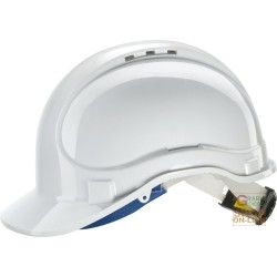 PROTECTIVE HELMET ABS WITH CHIN STRAP AND SWEATBAND RATCHET EN