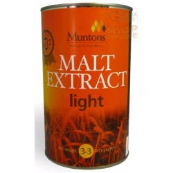 MALT EXTRACT IS NOT HOPPED EXTRA LIGHT FOR ALES KG. 1,5