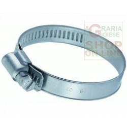 HOSE CLAMP FOR TUBE 18-28 mm. 8 PROFF