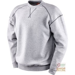 SWEATSHIRT, CREW-NECK, 65% POLYESTER 35% COTTON GR 290 SQM
