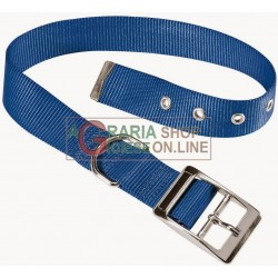 FERPLAST PERFORATED COLLAR BLUE CLUB CF15-35