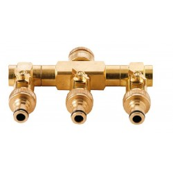 FERRARI OUTLET FAUCET BRASS THREE-WAY
