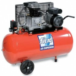 FIAC COMPRESSOR AB100/248M LT. 100 HP.2 BELT COMPRESSED AIR