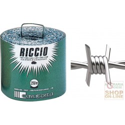 BARBED WIRE, SPIKY HIGH-STRENGTH HEDGEHOG MT. 100