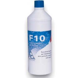 FLOCCULANT LIQUID PLOP FOR THE POOLS LT.1