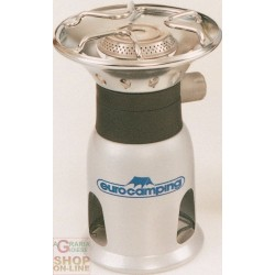 STOVE CAMPING EUROCAMPING MILLENIUM PIEZO IGNITION ELECTRIC