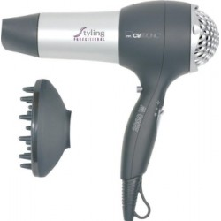 HAIRDRYER W2000 clatronic was also presented HTD3055