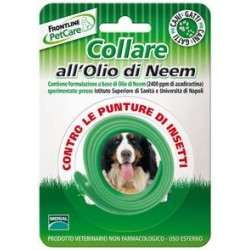 FRONTLINE COLLAR ANTIPUNTURE WITH NEEM OIL FOR CATS AND DOGS