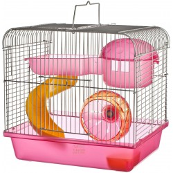 HAMSTER CAGE RODENT CM. 27 X 20 X 26