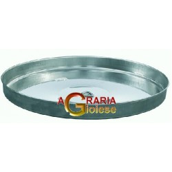 FLOATING STAINLESS STEEL CONTAINER DIA. 46 CM LT. 100