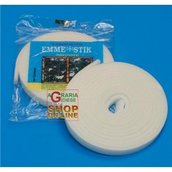 GEKO STRIP, WEATHER STRIP FOAM FOR WINDOWS AND DOORS THE TYPE