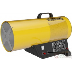 HOT AIR GENERATOR GAS KW32 GAS33M