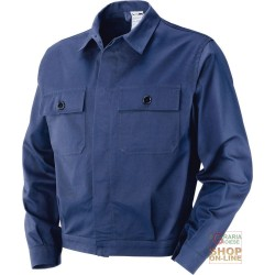 JACKET SUPERMASSAUA GR 270 COLOR BLUE TG 46 64