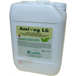 GOBBI AMIVEG LG LIQUID MANURE, ORGANO-NITROGEN OF VEGETABLE