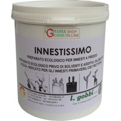 GOBBI INNESTISSIMO PREPARED ECO-FRIENDLY-FREE OF SOLVENTS AND