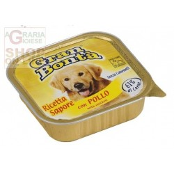 GRAND FINALE PATE FOR DOGS WITH CHICKEN, GR. 150