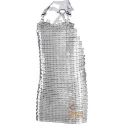 APRON ANTISCANNAMENTO REVERSIBLE 100% STAINLESS STEEL MEASURE