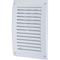 GRID VENTILATION IN ABS WITH CLOSING, AND NETWORK MM 170 X 250