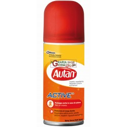 AUTAN SPRAY ACTIVE PROTECTION PLUS REPELLENTE MULTI INSETTO ML.