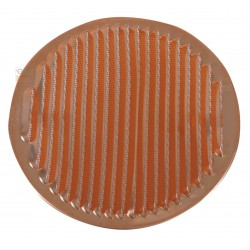 GRID VENTILATION COPPER WITH SPRING AND MOSQUITO PROTECTION