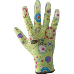 GARDEN GLOVES NBR FANCY TG.7