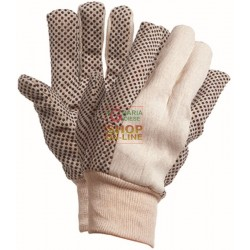 GLOVES GARDEN CANVAS BEADED MAN CE-1