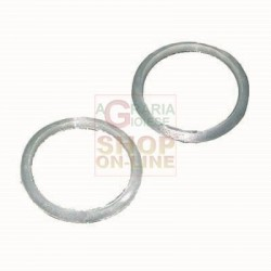 SEAL, ALUMINIUM FOR GAS PIPE DN. 20