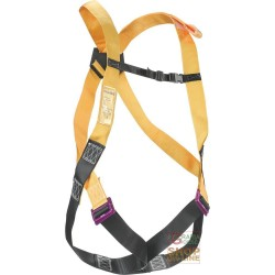 FALL ARREST HARNESS WITH A TIP OF DORSAL EN 361