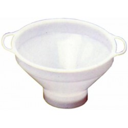 FUNNEL COLALATTE MOPLEN WITH FILTER DIAM. CM. 27
