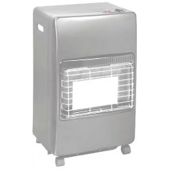 IMPERIAL INFRARED HEATER SILVER